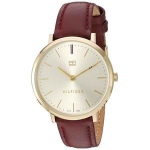 Tommy Hilfiger Ultra Slim Champagne Women's Watch